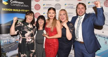 Lancashire's sporting heroes revealed at 2019 Collinson Construction Lancashire Sports Awards